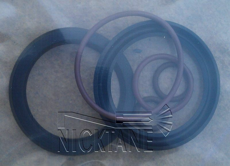 DURAMAX DELUXE FUEL FILTER HEAD REBUILD SEAL KIT WITH