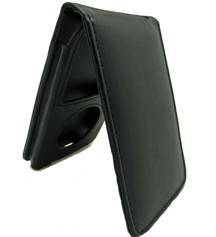 Ipad Classic Book Cover : Leather flip case cover for apple ipod classic th gen