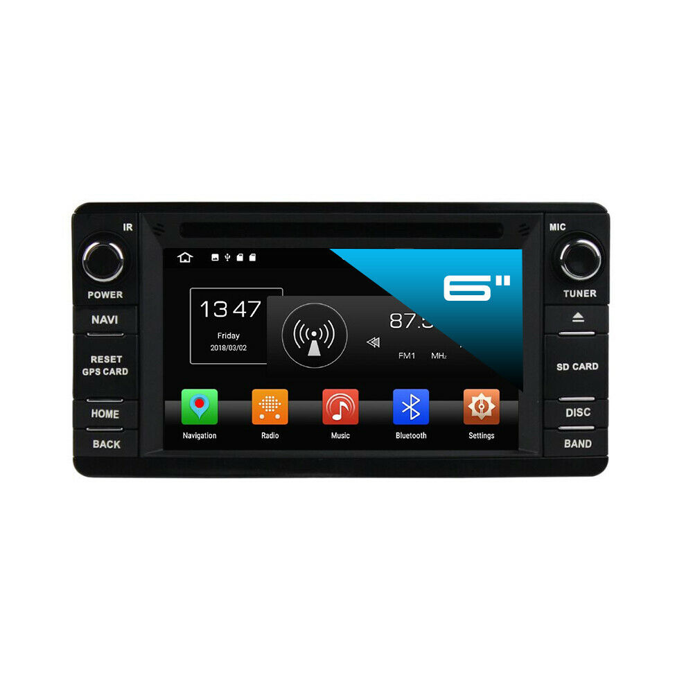 mitsubishi outlander android 8 autoradio gps navi. Black Bedroom Furniture Sets. Home Design Ideas