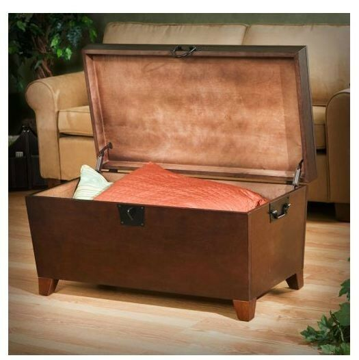 What Is The Best Trunk End Tables Living Room