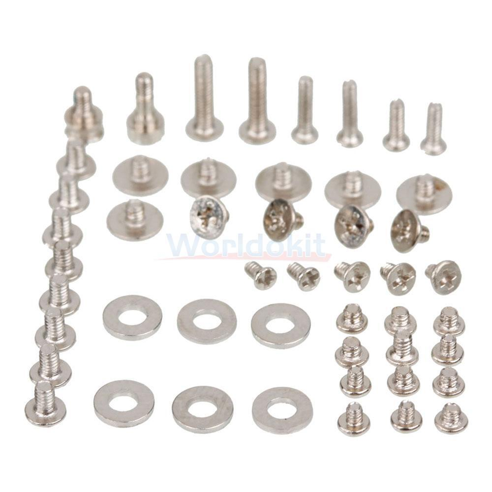 Replacement repair full screw screws set part for apple for Iphone 4 screw template