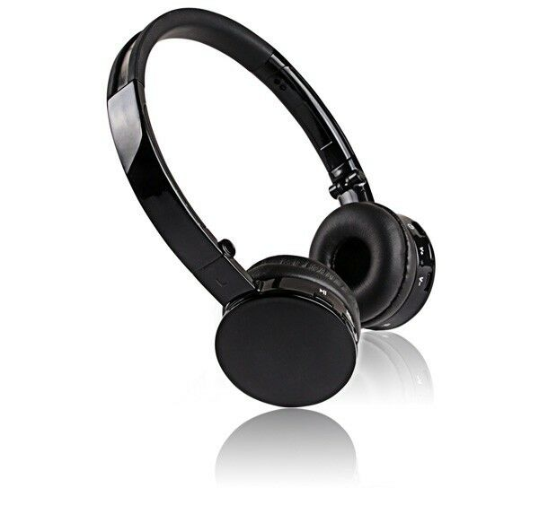 over ear bluetooth headphone headphones f bluetooth cell phone laptop pc tablet ebay. Black Bedroom Furniture Sets. Home Design Ideas