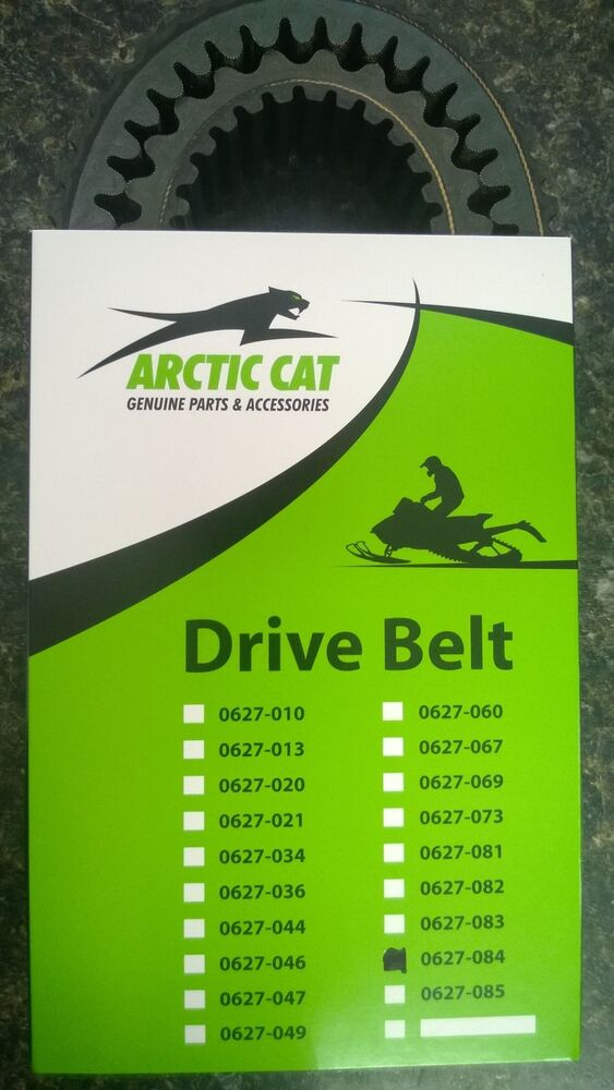 Belts For Arctic Cat Snowmobile