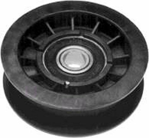 Lawn Mower Deck Pulleys : Lawn tractor flat idler pulley for murray part