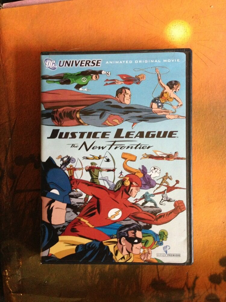 justice league the new frontier (2008) watch online
