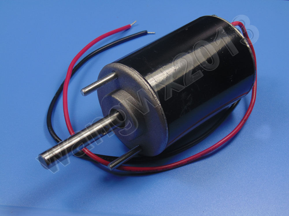 Dc12 24v 3000 6000rpm High Speed Large Torque Motor Dc