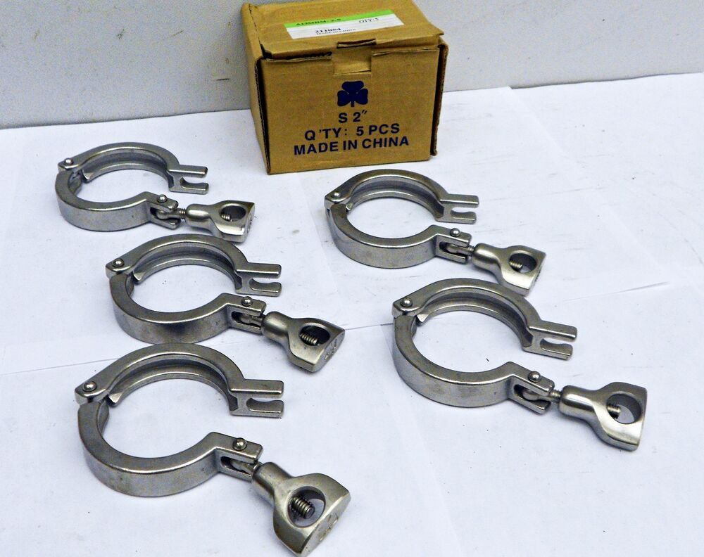 Sls f new alfa laval tri clover clamp part a mhm s