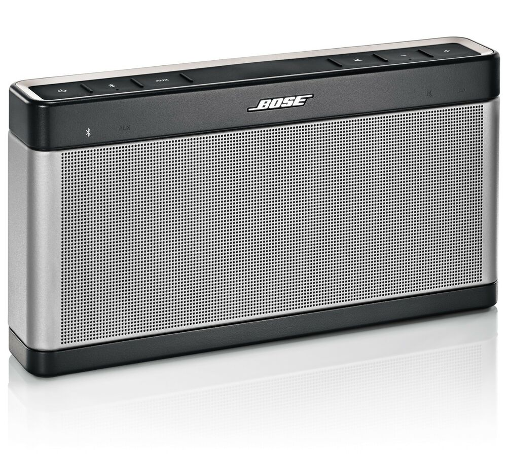 New bose soundlink bluetooth speaker series iii 3 wireless for Housse bose soundlink 3