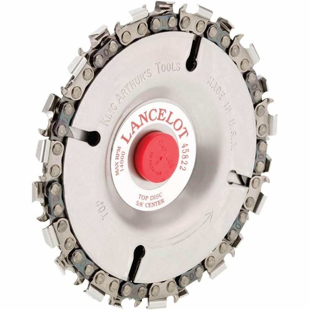 LANCELOT SAW CHAIN DISC EXCELLENT FOR RAPID WOOD REMOVAL CUTTING ...