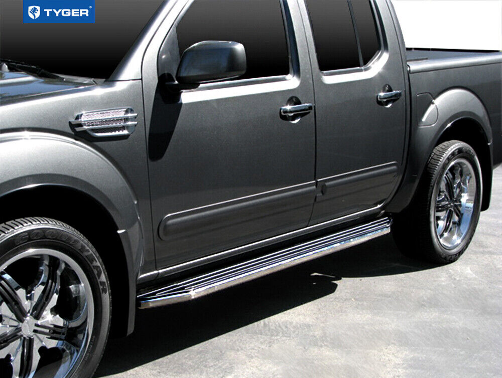 For 2005 2017 Nissan Frontier Crew Cab Black 79 Quot Side Step