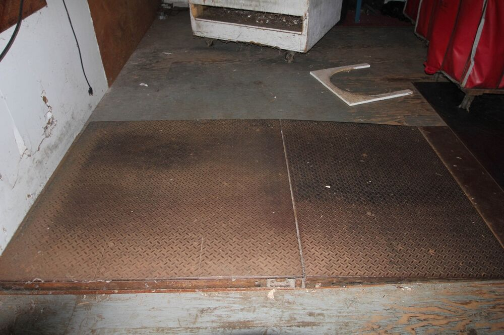 Commercial floor scales ebay for Scale floor