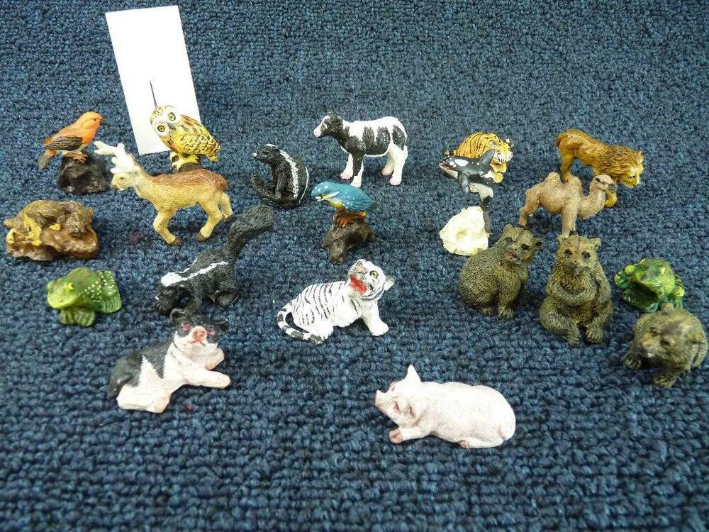Land And Sea Collectables Nature Series Animals Lot of 20 (a3094) | eBay