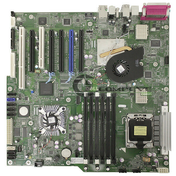 Dell Precision T7500 Workstation Motherboard System
