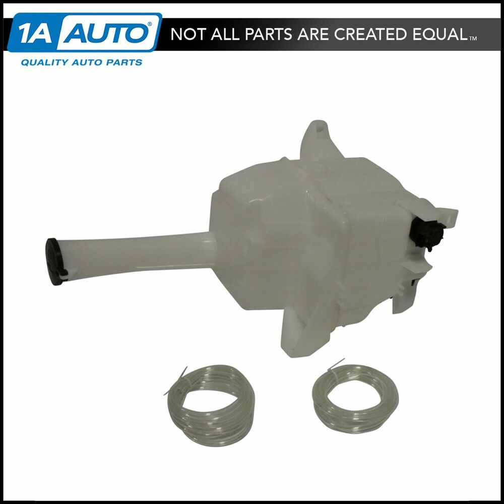 Toyota Sequoia Windshield Replacement Cost: Windshield Washer Reservoir Bottle With Pumps For 04-13