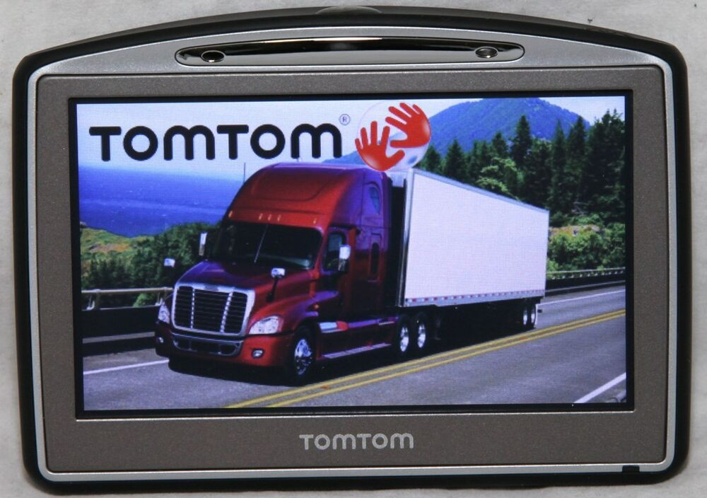 tomtom go 630 truck lorry bus semi gps navigation 2018 all. Black Bedroom Furniture Sets. Home Design Ideas