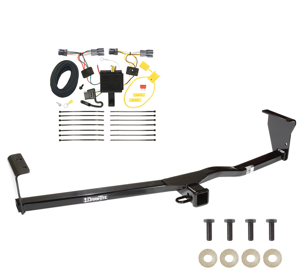 Jeep Grand Cherokee Receiver Hitch