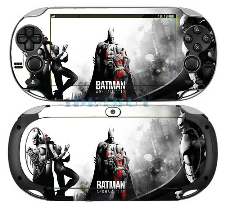 Vita Wallpapers: Cool New Vinyl Giant Decal Sticker Cover For PS Vita Skin