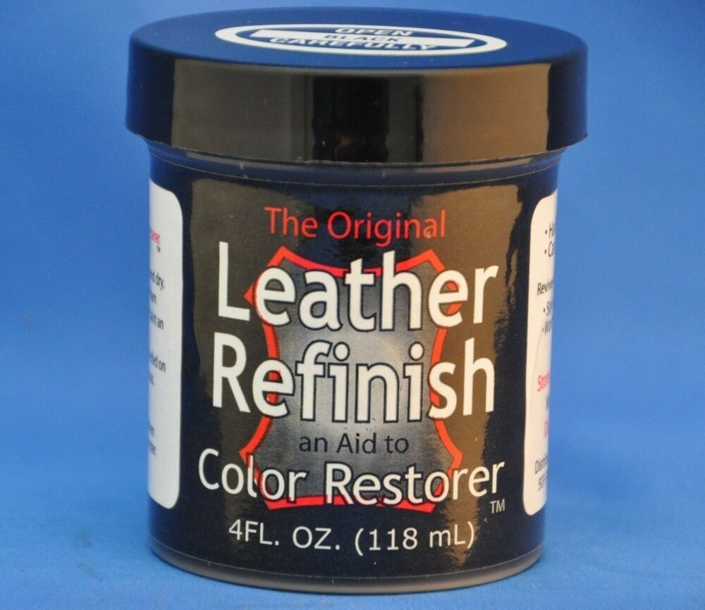 Leather Refinish- An Aid to Sofa, Shoe, Automotive Color ...