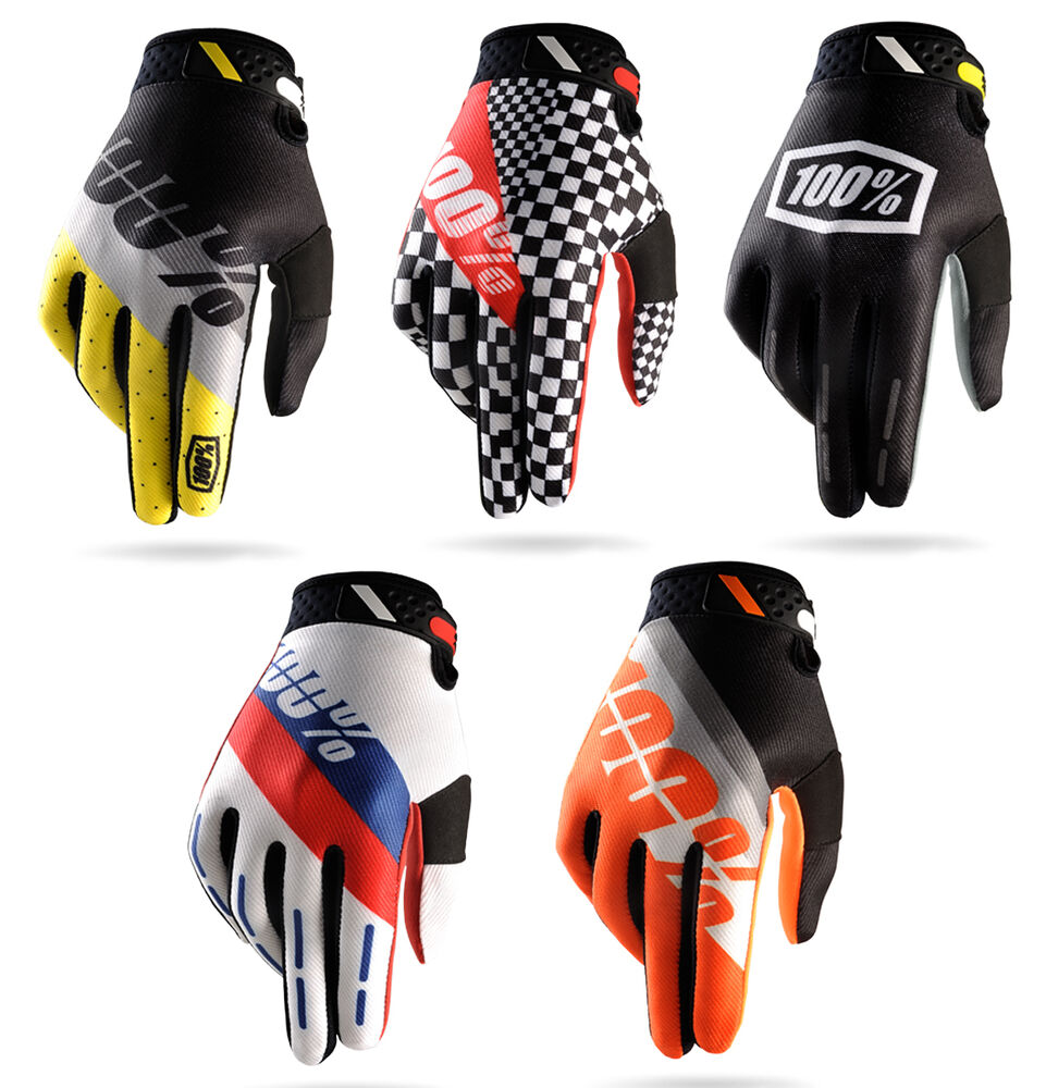 2015 100 ridefit motocross gloves enduro racing mtb bmx. Black Bedroom Furniture Sets. Home Design Ideas