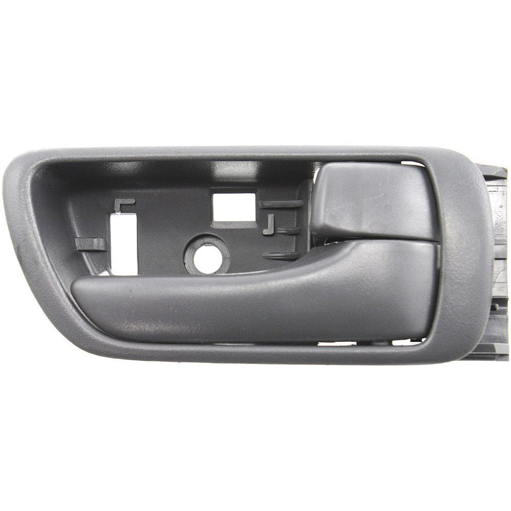 interior door handle for 2002 2006 toyota camry front or rear right gray plastic ebay. Black Bedroom Furniture Sets. Home Design Ideas