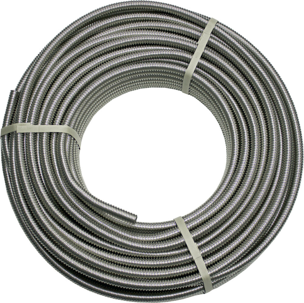 Flex Tubing Stainless Steel Corrugated Csst Flexible Pipe