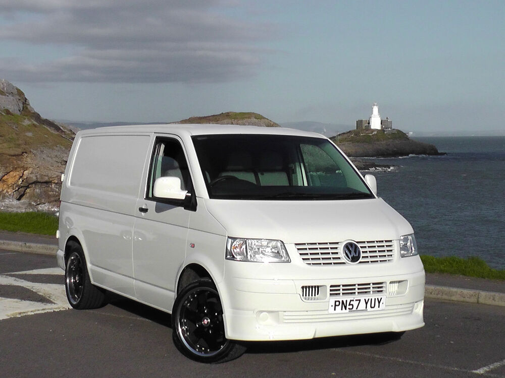 2007 57 vw transporter t5 1 9 tdi swb 20 alloys ebay. Black Bedroom Furniture Sets. Home Design Ideas