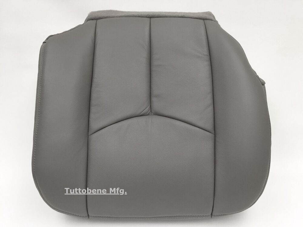 2003 2006 avalanche silverado leather seat cover passenger. Black Bedroom Furniture Sets. Home Design Ideas