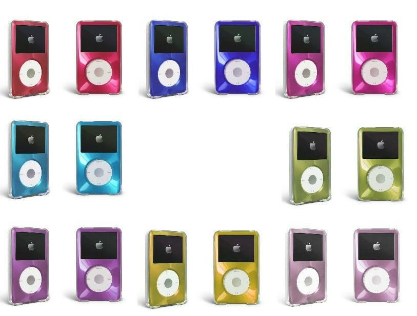 apple ipod classic hard case cover protector 6th gen 80gb