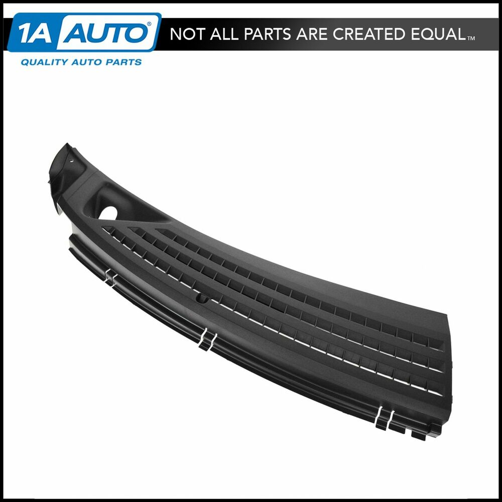 Ford windshield wiper cowl grille insert passenger side rh for I s bains cowling