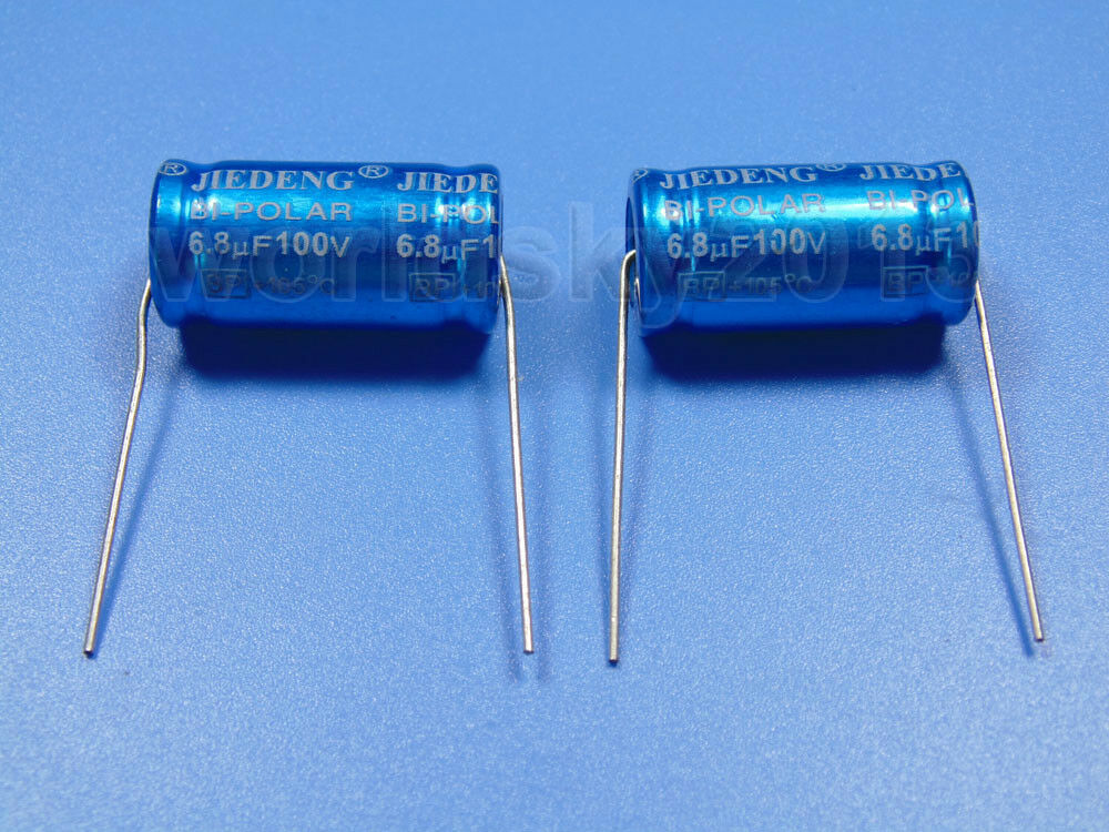 Crossover capacitors for sale