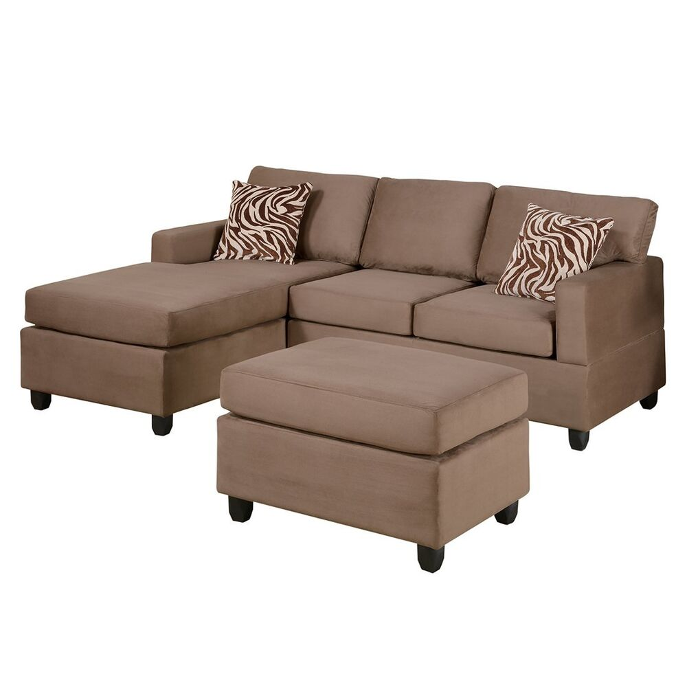 Poundex Furniture F7662 Bobkona Manhattan Three Piece