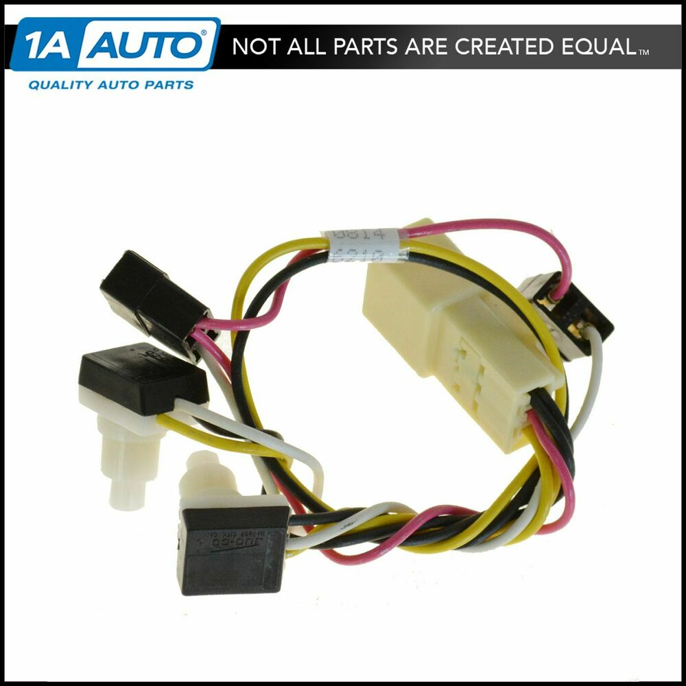 oem overhead console map light wiring harness  u0026 switches