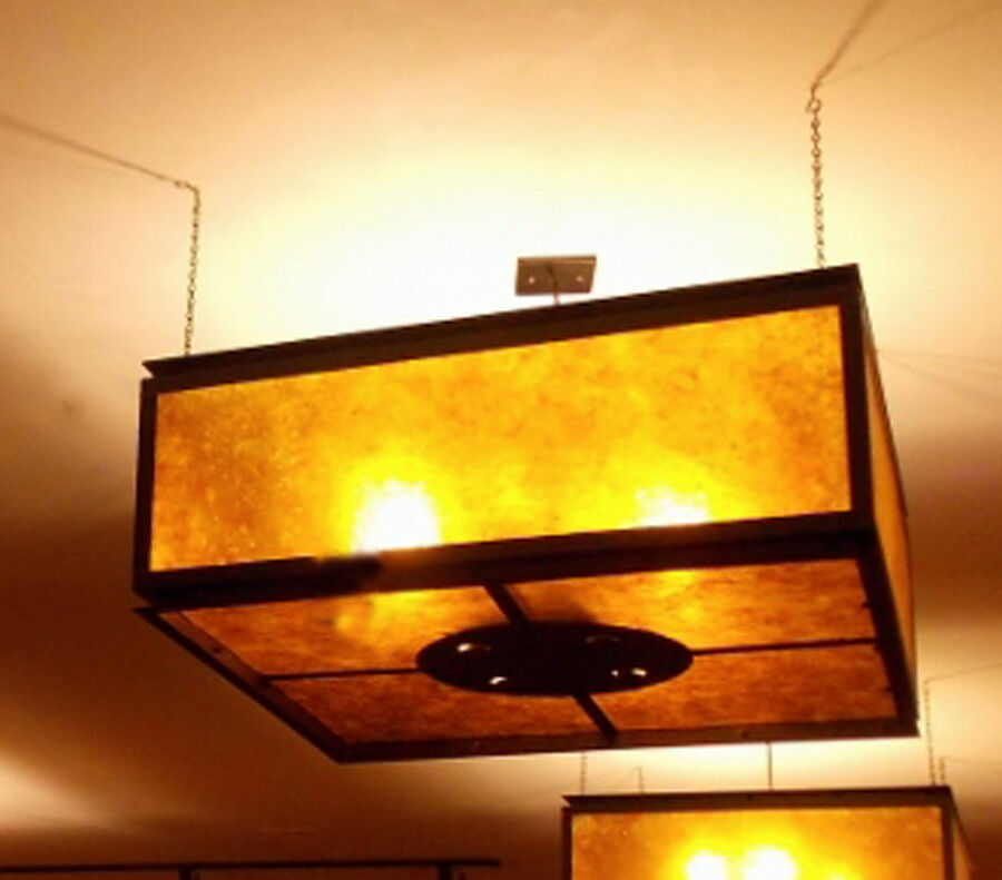 Large Light Fixture Kitchen Foyer Loft Lounge Bar Hanging