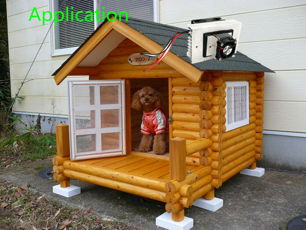 How To Build An Air Conditioned Dog House
