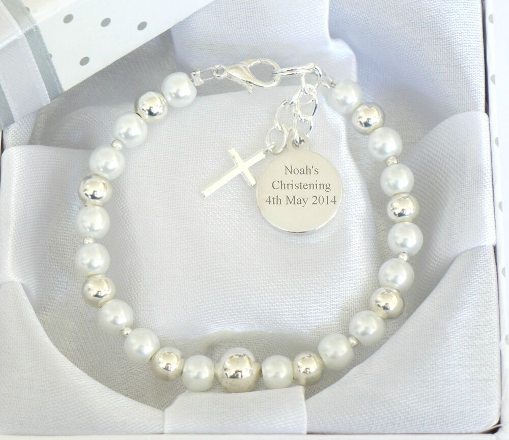 Personalised Boy Girl Christening/First Holy Communion ...