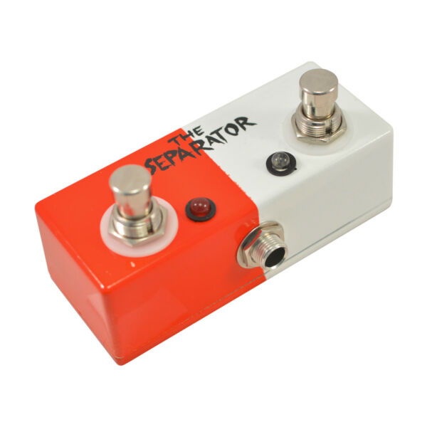 The SEPARATOR ABY Pedal Guitar Footswitch