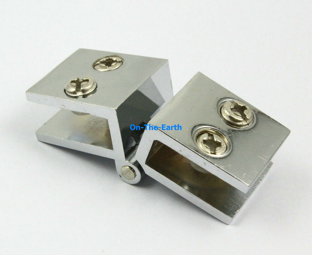 4 pcs glass to glass hinge 180 degree out swing cabinet for 180 hinge door