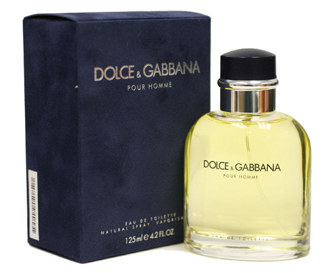 dolce gabbana pour homme for eau de toilette spray 4 2 oz new in box ebay