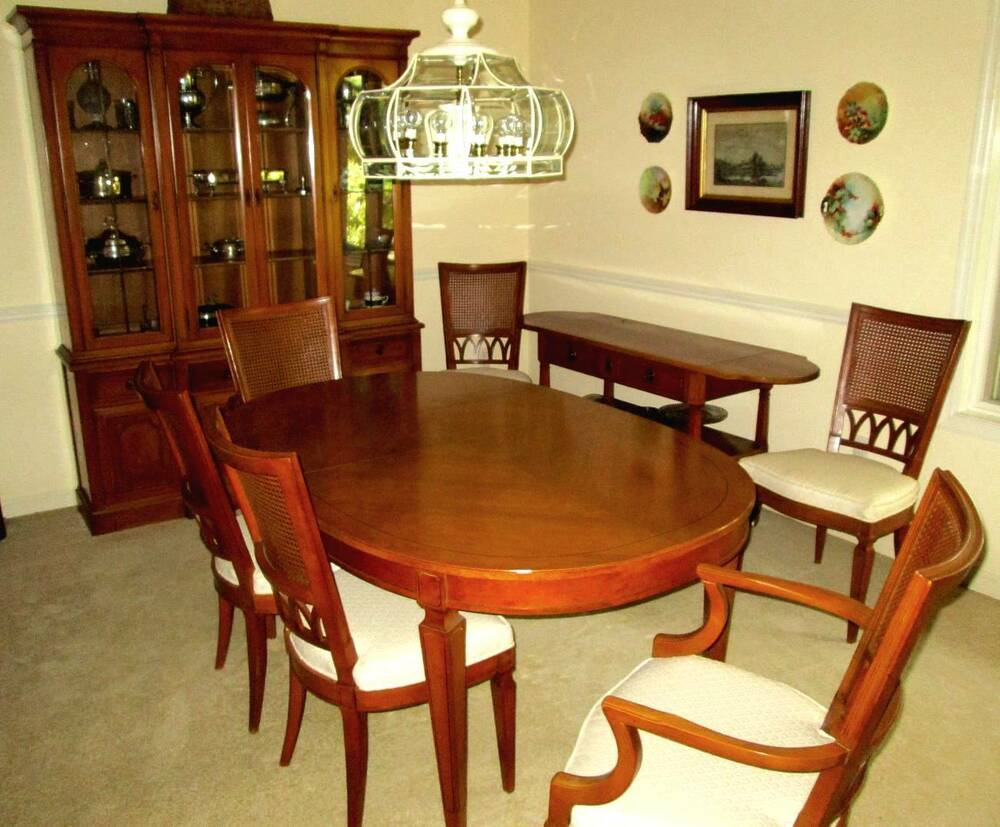 Dining room sets on ebay