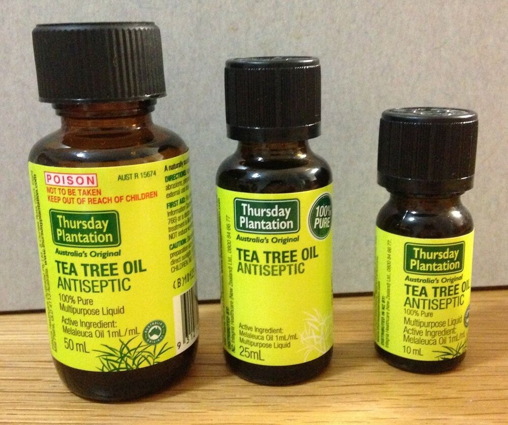 Thursday plantation tea tree oil acne