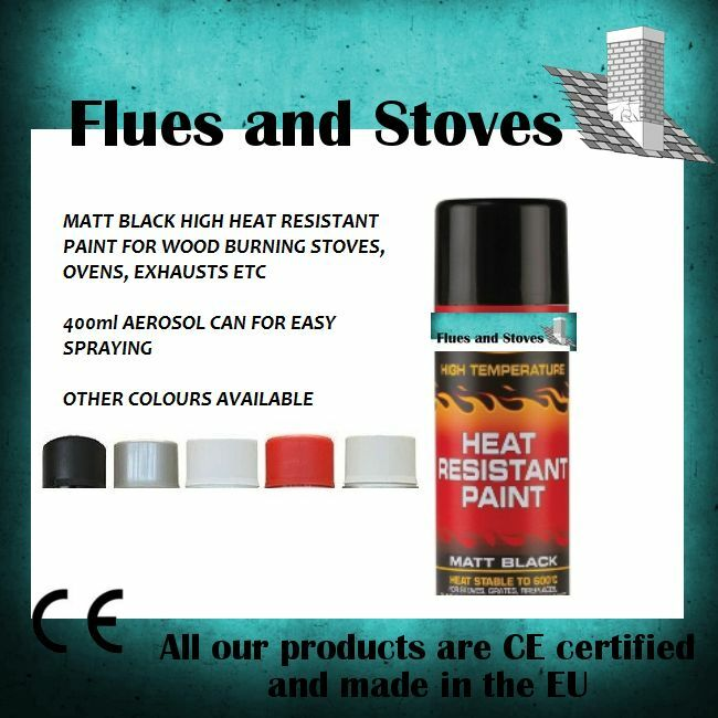 wood burning stove paint black red white cream silver heat. Black Bedroom Furniture Sets. Home Design Ideas
