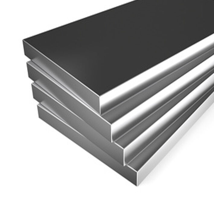 Quot mm aluminium flat bar strip