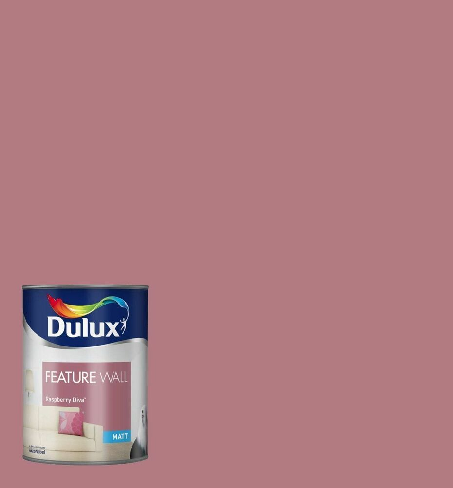 Dulux Vinyl Matt White Paint