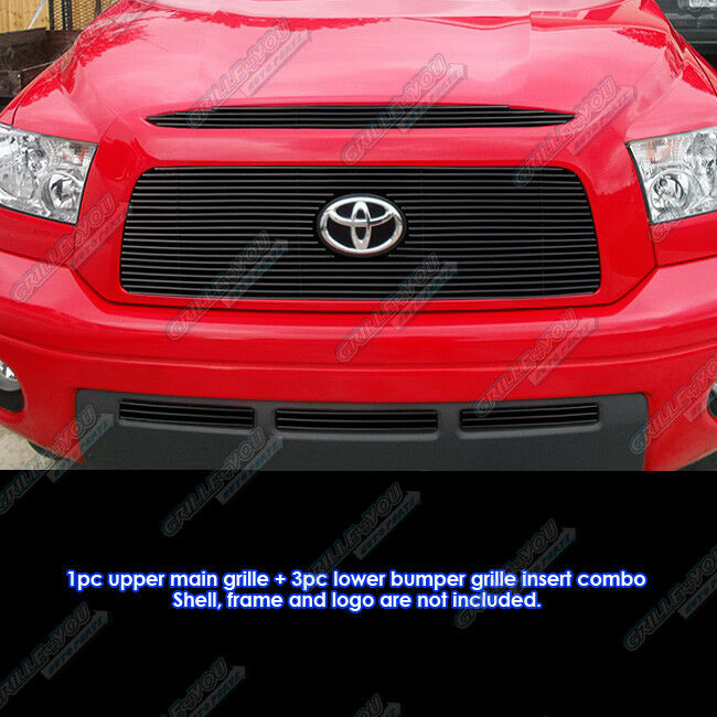 Used Toyota Prius Near Me: Toyota Tundra Front Bumper Honeycomb Mesh Grill Grille