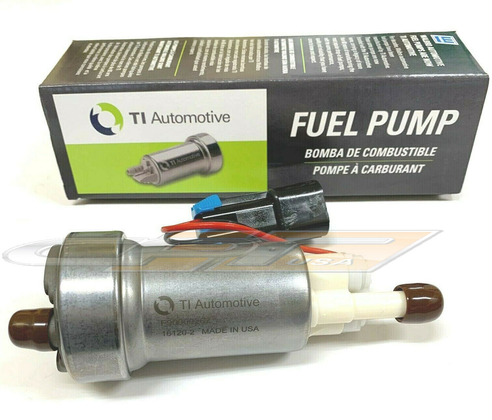 walbro e85 racing fuel pump f90000267 450lph in tank pump only ebay. Black Bedroom Furniture Sets. Home Design Ideas