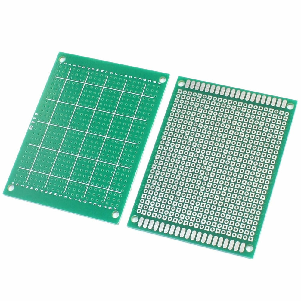 Circuit Prototyping Breadboards Guide And Troubleshooting Of Copper Clad Laminate Boards Fr4 Pcb Single Side 150mmx200mm 2pcs Fr 4 Universal Prototype Paper Printed Board 6 X 8cm Ebay Arduino Proto