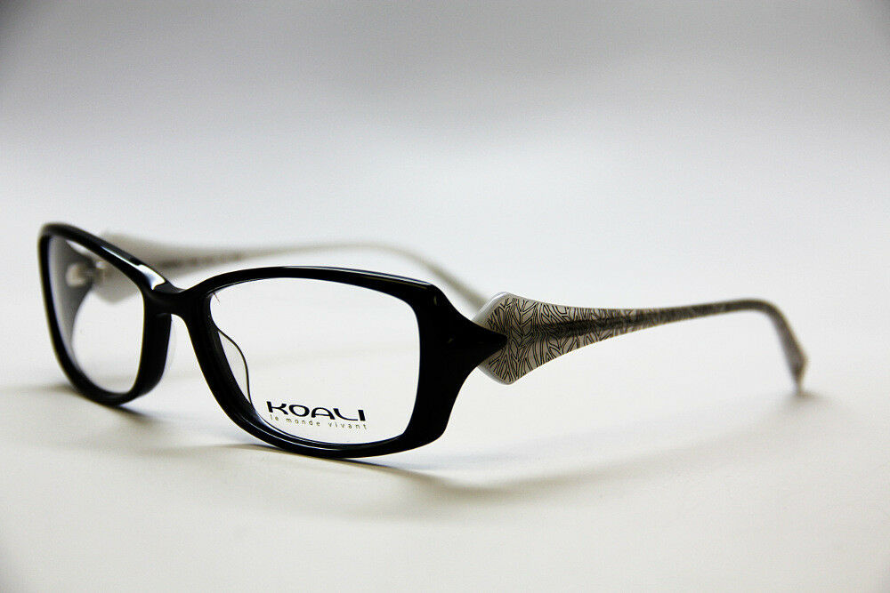 KOALI White Black Eyeglasses Frames 7008KS NW033 From ...