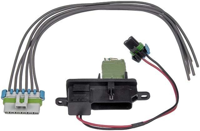 blower motor resistor kit w harness replaces oe. Black Bedroom Furniture Sets. Home Design Ideas