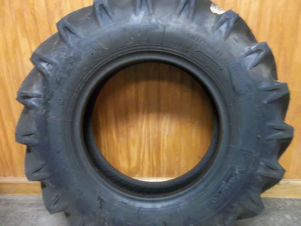 With 750x16 extra grip lug tractor tires w tubes climb hills ebay