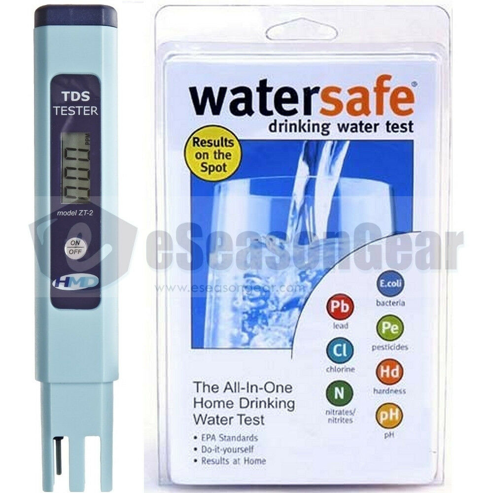 Inline Ph Tester : Zt ws b city hm digital tds ppm tester watersafe